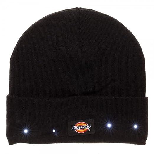 6393360817f Dickies Core 874 Cuff Knit Beanie Watch Cap (Black LED) at Amazon ...