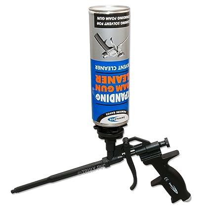 Bond It Heavy Duty teflón aplicador pistola de espuma PU Profesional: Amazon.es: Bricolaje y herramientas