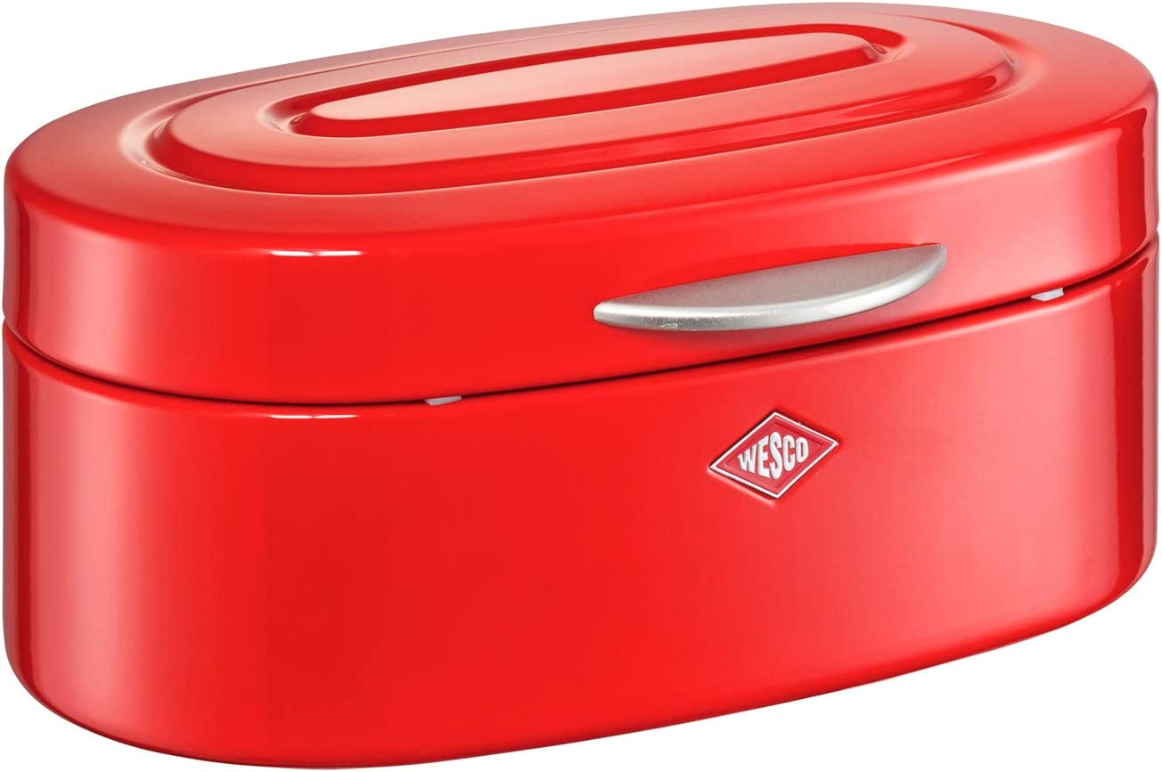 Acciaio Rosso WESCO Single Elly Cestino per Il Pane 32/x 19.4/x 14/cm