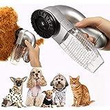 Sallypan Cat Dog Pet Hair Fur Remover, Cachorro Eléctrico Caída del Cabello Cepillo De Aseo Cepillo…