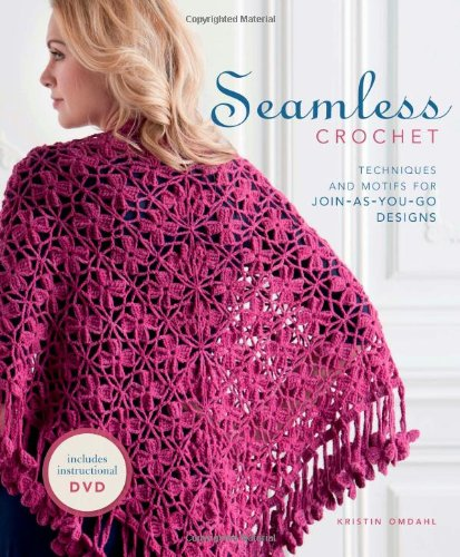 Seamless Crochet Techniques Designs Join As You Go