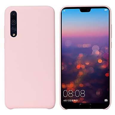 low priced b1876 63626 Eastcoo Huawei P20 pro case cover, Premium Liquid Silicone Rubber Slim  Shock Absorption Bumper Protective Phone case cover for Huawei P20 Pro ...
