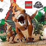 LEGO: Jurassic World 2020 Wall Calendar