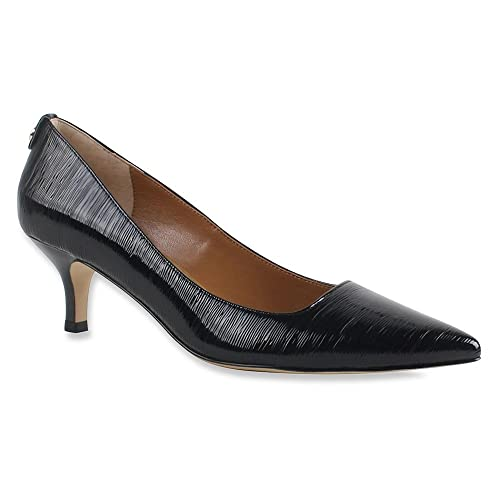 443ced0b599 Image Unavailable. Image not available for. Color  J.Renee Women s Braidy  Dress Pump (8 M US) Black