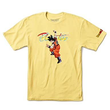67e34fe04bd Amazon.com: Primitive x Dragon Ball Z Men's Nuevo Goku T Shirt ...