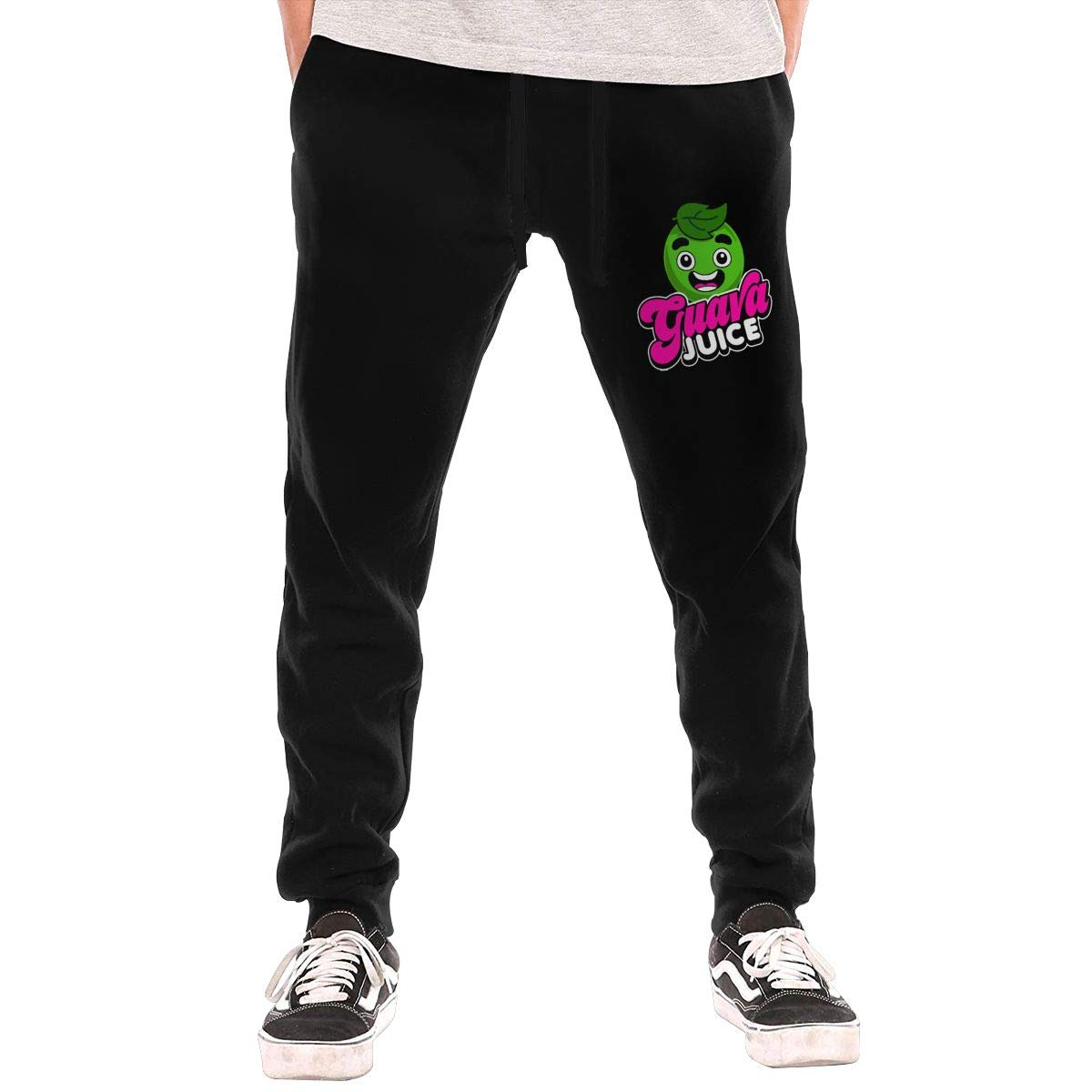 GoldsongTshirt Guava Juice Boys Autumn Winter Long Trousers Daily Track Trousers