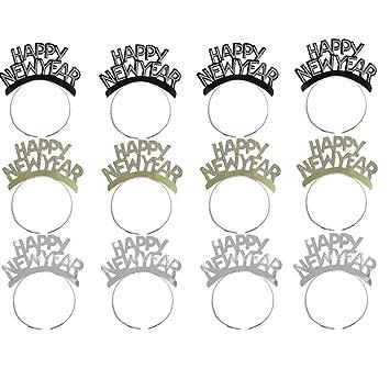 Happy New Year Headband 41