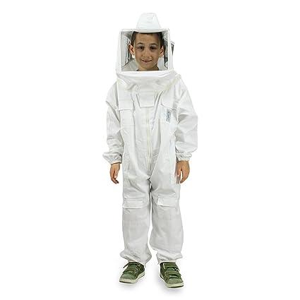 Amazon.com: Los niños traje Apicultura (edades 5, 6, 8 y 9 ...