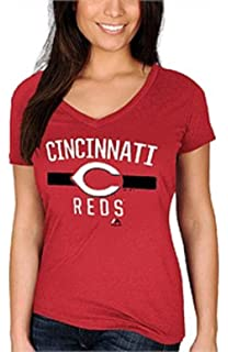 131ffc716 Amazon.com : Majestic Chicago Bears NFL Women's Her Crew Neck Shirt ...