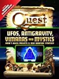UFOs, Antigravity, Vimanas and Mystics: India's Black Projects & New Warfare Strategy (John Kettler Investigates Book 1)