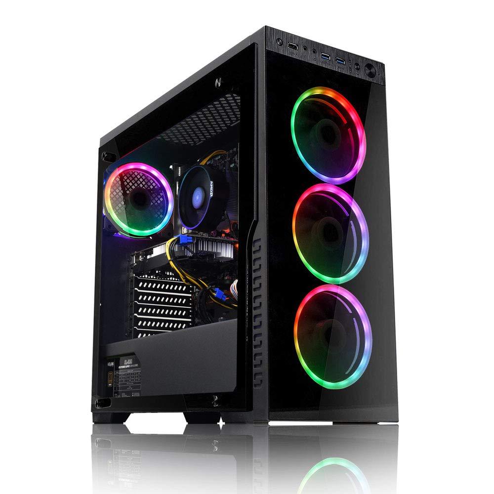 Admi Ultra Gaming Pc Amd Ryzen 5 2600x Buy Online In Egypt At Desertcart