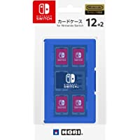 12 + 2 Card Case for Nintendo Switch, Blue