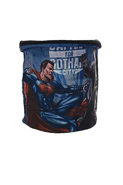 Braga de cuello diseño Batman V Superman (DC Comics & Warner Bros) forro interior