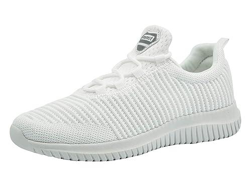toujours populaire gros en ligne officiel de vente chaude Basket Femme et Homme Chaussure de Sport Course Running Fitness Tennis Slip  on Leger Confortable Mode Sneakers Basses