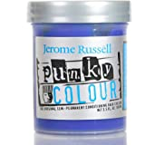 JEROME RUSSELL Punky Colour Hair Color Crème Lagoon Blue 3.5 oz