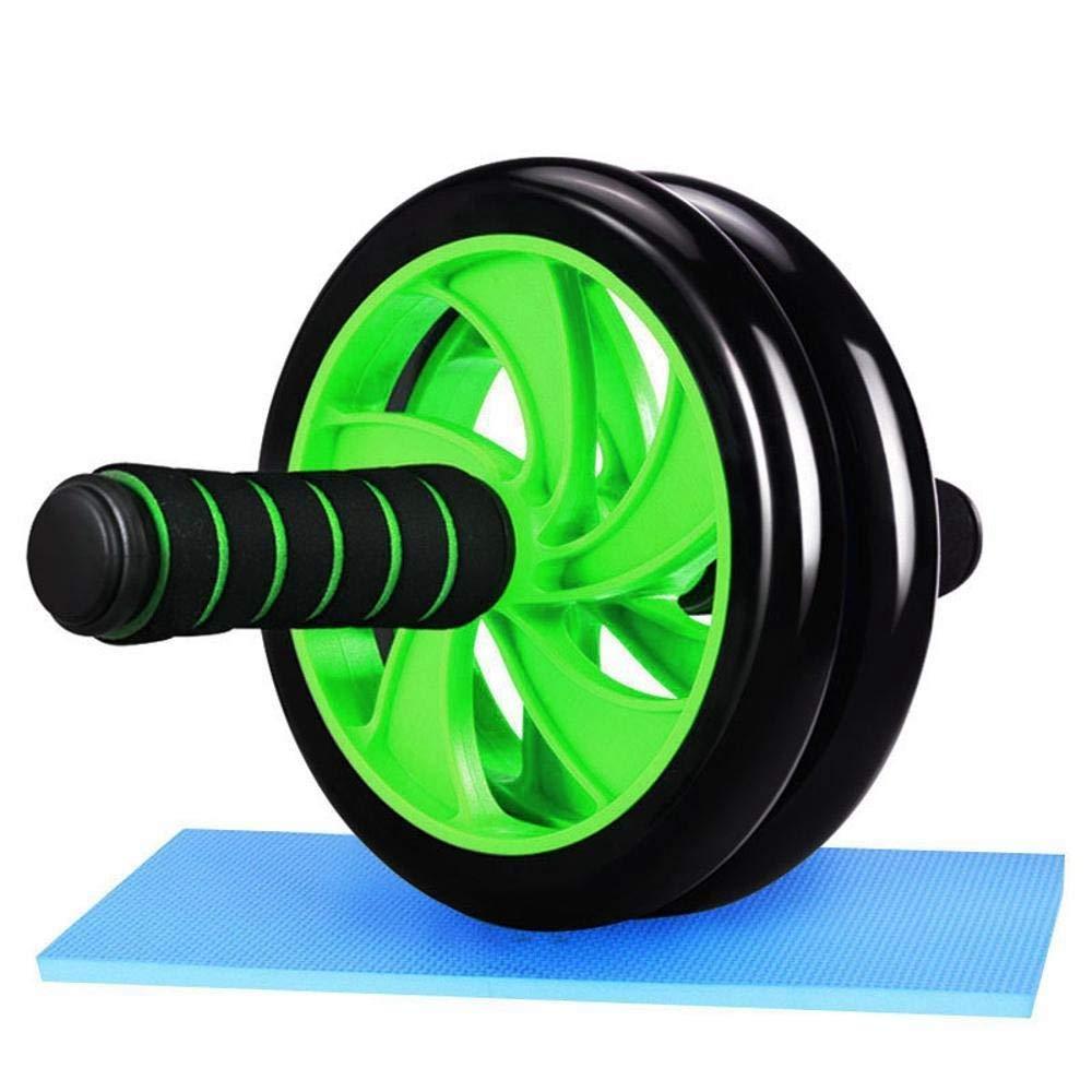 Olydmsky Wheel Bauchtrainer Gesunder Bauch Rad stumm abs Runden Bauch Fitness Home