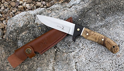 Best Fixed Blade Hunting Knife With Sheath Perfect For