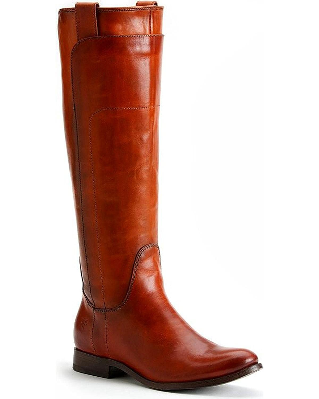 Amazon Com Frye Womens Melissa Tall Riding Boot Spice Size