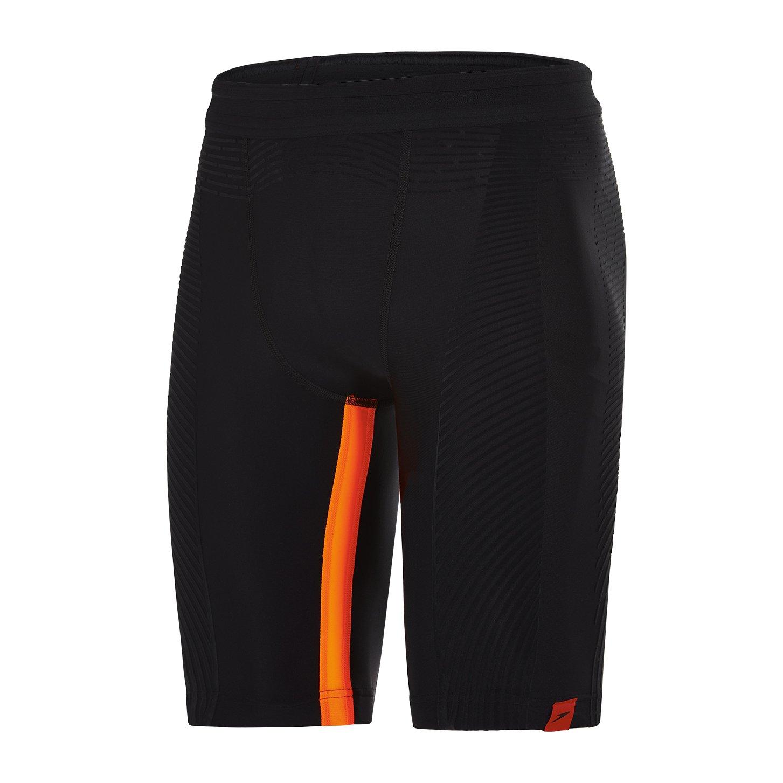 Speedo 8-11441C138 Bañador, Hombre, Negro (Fluo Orange), 26