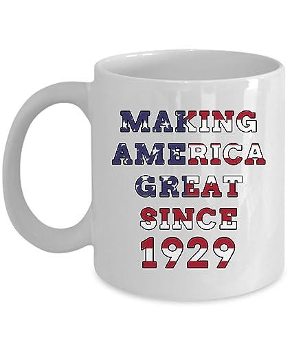 Amazon 1929 Birthday Mug