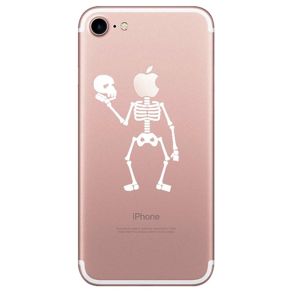 Qissy Compatible with iPhone 7 Funda, Carcasa para iPhone 7 Transparente Case Cover Dibujos Animados Silicona Suave Funda para Apple iPhone 7 4.7