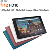Deals on Amazon Fire HD 10.1-inch 32GB 1080p Tablet Refurb