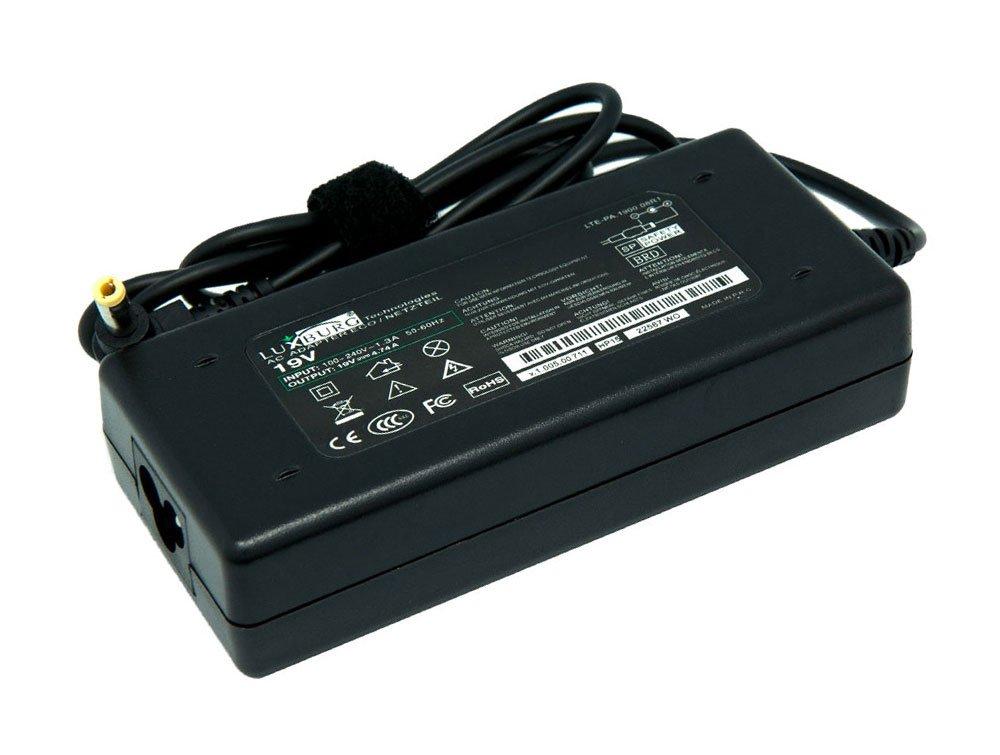 Luxburg® 90W Notebook adaptador cargador compatible con ...
