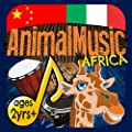 Animal Music: Practice Italian and Chinese [Download]