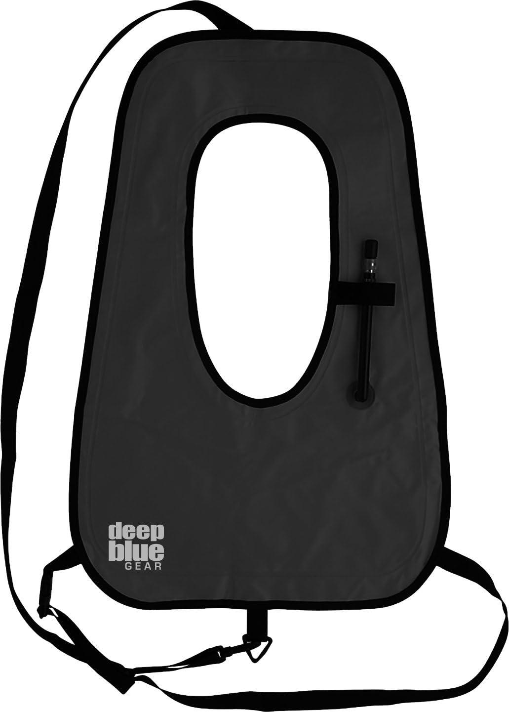 Deep Blue Gear Snorkel Vest, Adult