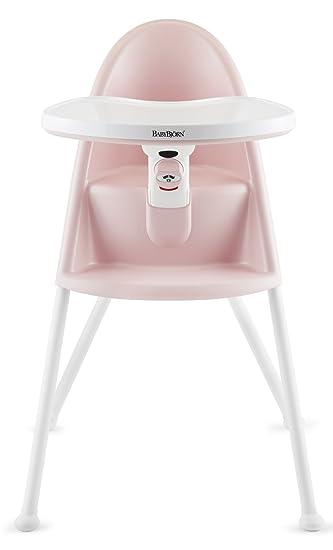 BABYBJORN High Chair   Light Pink