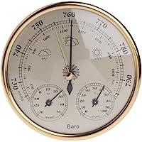 Lunji 3en 1barómetro termómetro higrómetro estación meteorológica inalámbrica