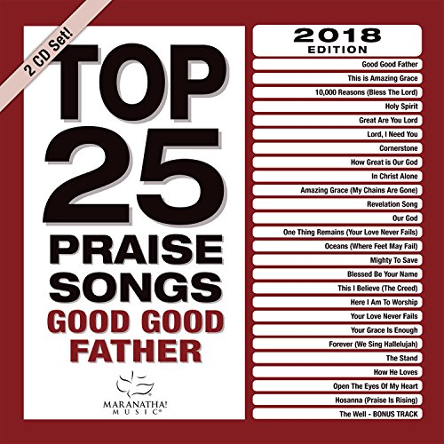 Top 25 Praise Songs - Good Good Father [2 CD]