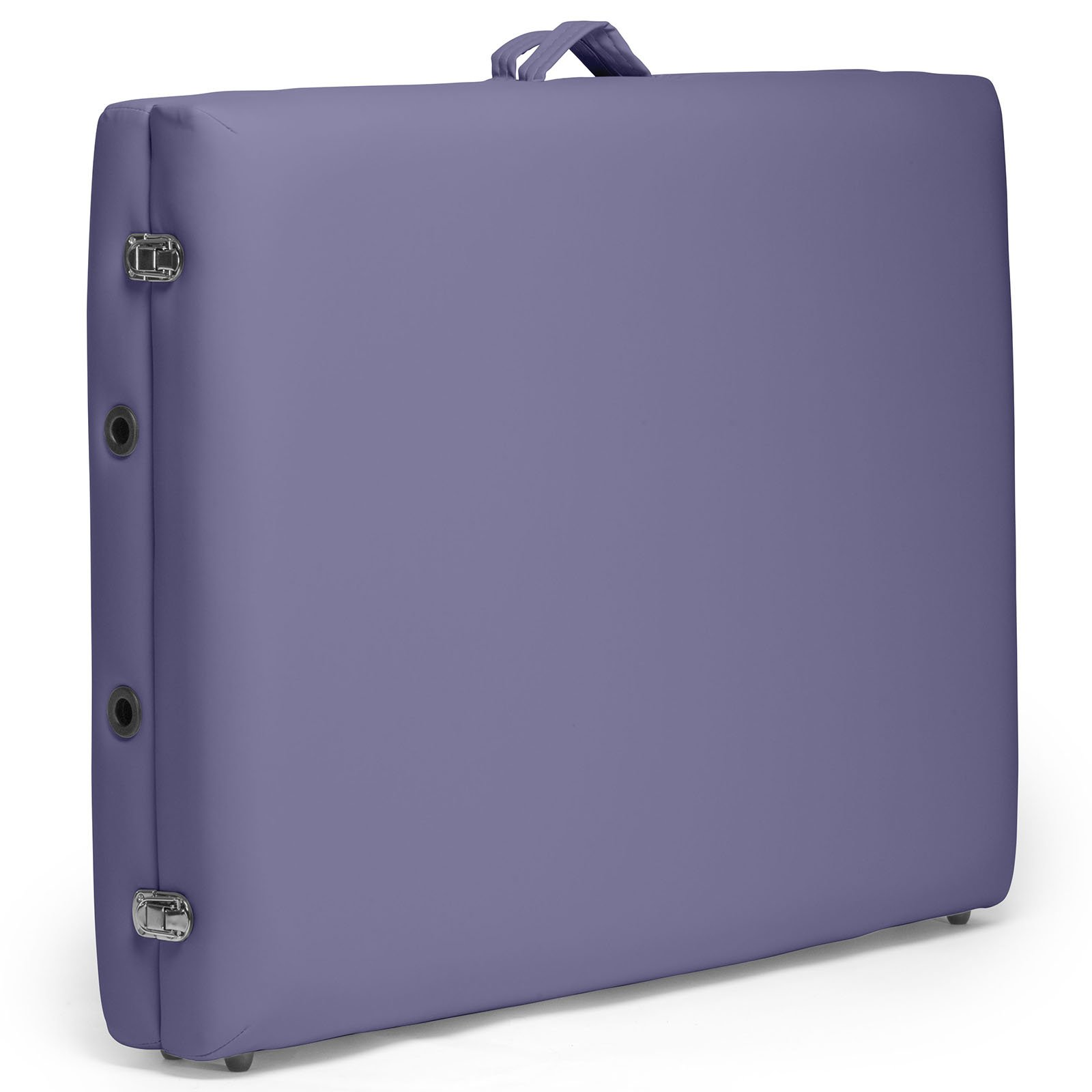 Saloniture Professional Portable Folding Massage Table with Carrying Case - Lavender by Saloniture (Image #3)