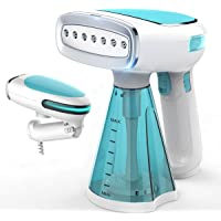 Steamir Mini Portable 1200W Powerful Garment Steamer for Home and Travel
