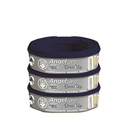 Angel Care Cubos ANGELCARE para pañales Cubo de Dress Up 3 unidades