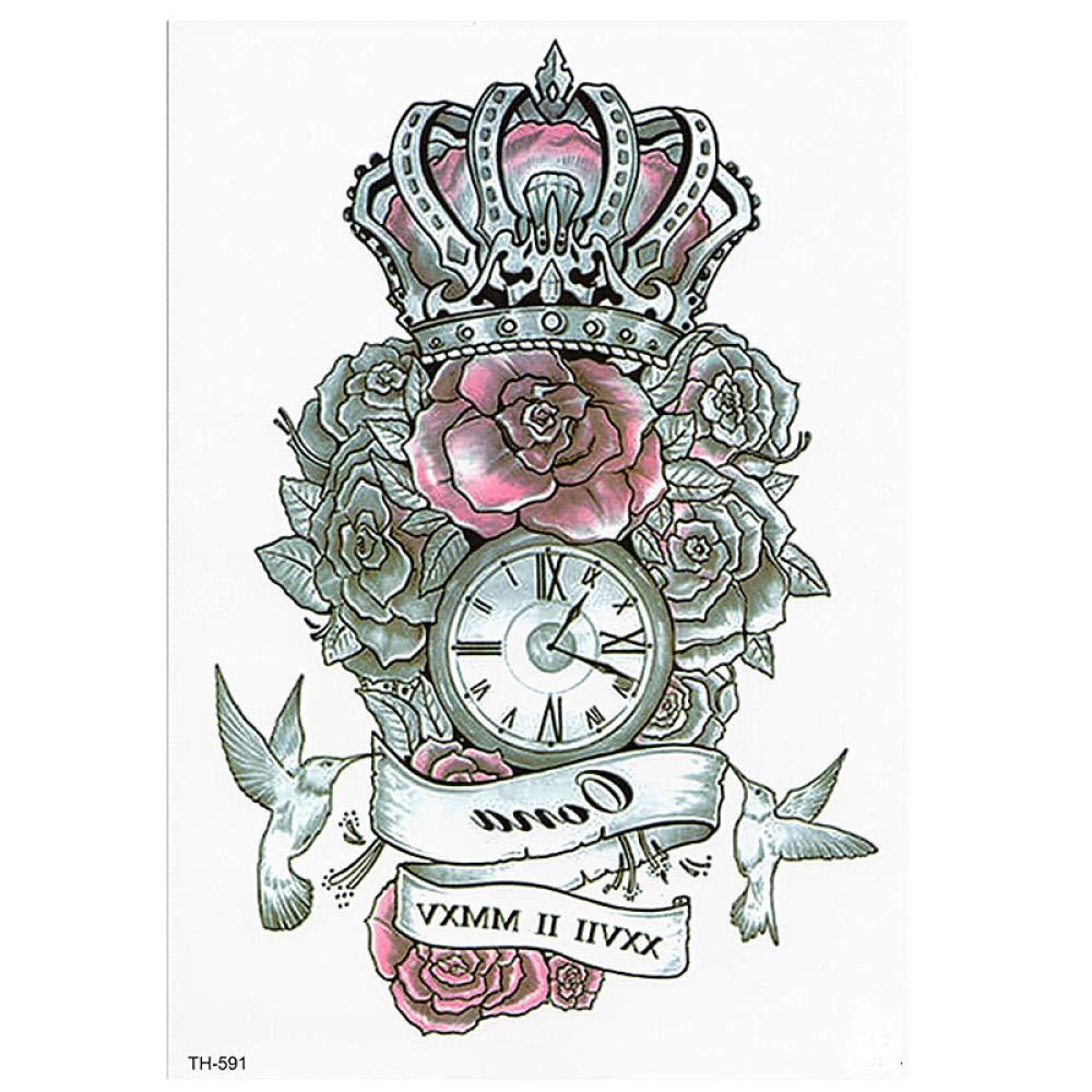 Tatuaje temporal, calcomanías para pegatinas de tatuajes ...