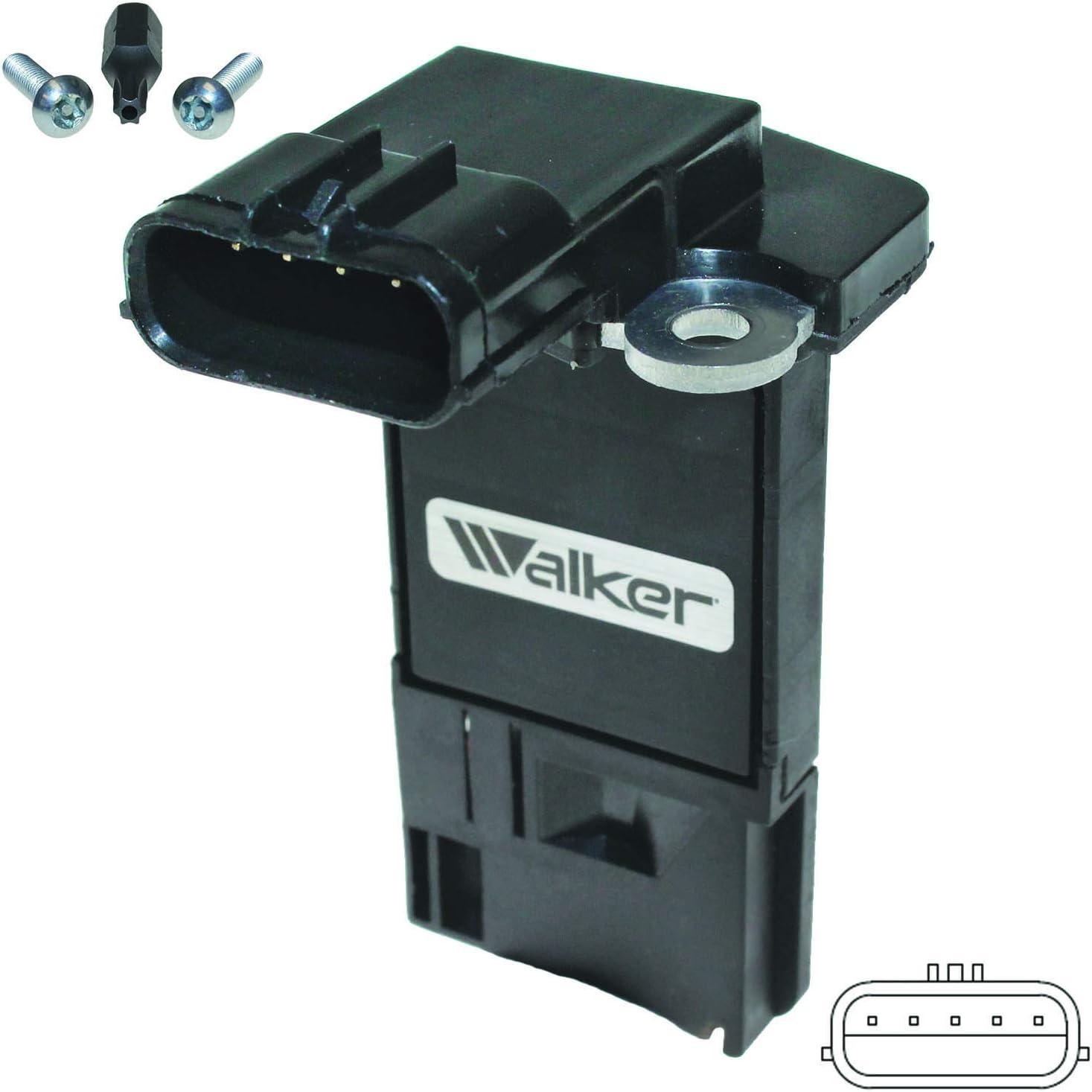 Walker Products 245-1236 Mass Air Flow Sensor