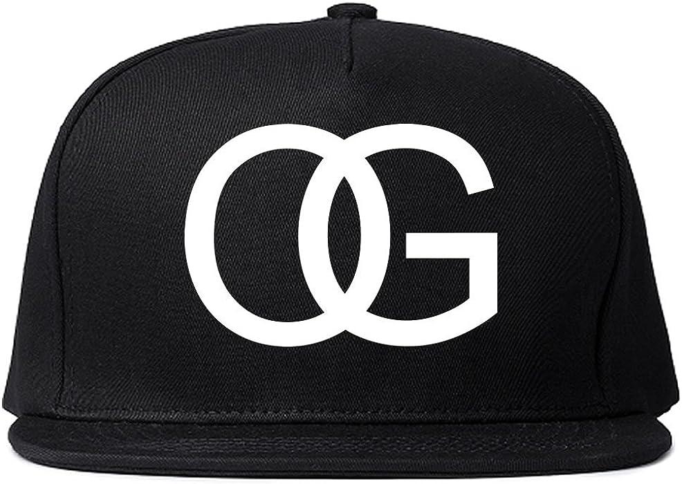 Kings Of NY OG Original Gangsta Gangster Style Green Snapback Hat Black eef961702cdc
