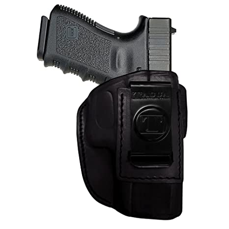 Tagua Gunleather 4-in-1 Holster for Glock 42/ 380, Right Black