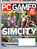 PC GAMER Magazine (May 2012) SIMCITY: Rebuilding