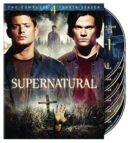 Supernatural: Season 4 by Warner Brothers