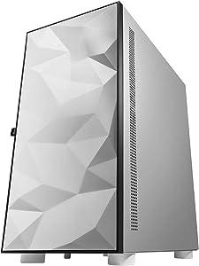 Centaurus Paladin Gaming Computer - AMD Ryzen 3 3200G Quad 3.7GHz TB, 8GB DDR4 RAM, GTX 1650 4GB, 500GB SSD, Windows 10 Pro, WiFi. Fast Gaming Desktop
