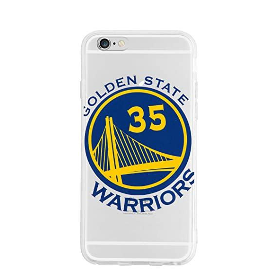 new arrival 235a7 9a648 Amazon.com: iPhone 6/6s Case KD-Durant-Art- High Impact Flexible ...