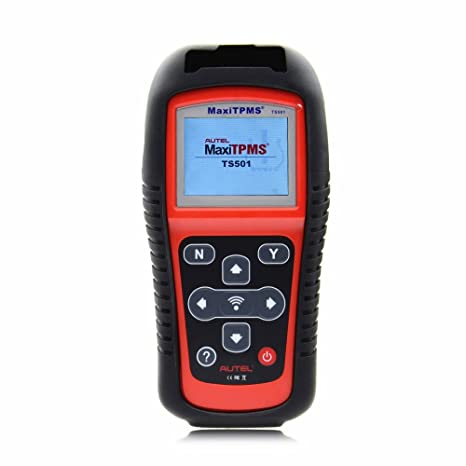 Original Autel maxitpms ts501 TPMS herramienta de diagnostico y servicio libre actualización en línea
