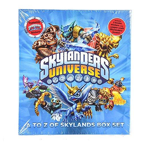 Skylanders Universe A to Z of Skylanders Box Set