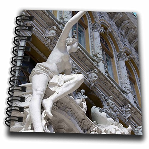 3dRose db_133270_3 Ukraine, Odessa Shopping Mall, Statue As43 Cmi0210 Cindy Miller Hopkins Mini Notepad, 4