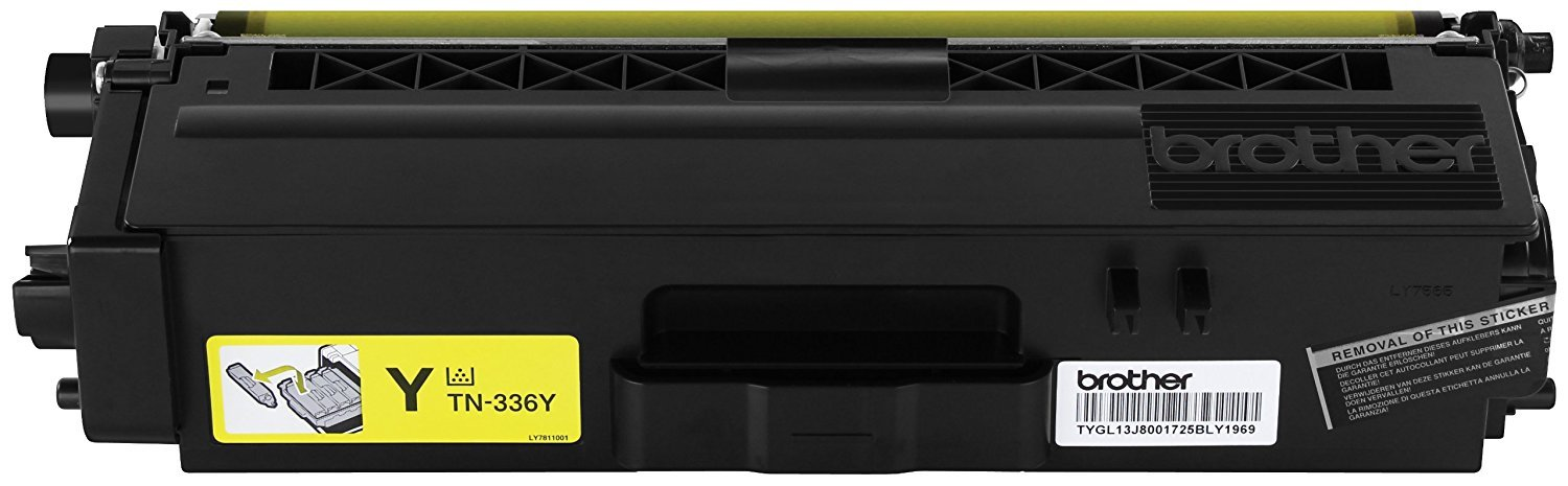 Brother TN336BK, TN336C, TN336M, TN336Y High Yield Black, Cyan, Magenta and Yellow  Toner Cartridge Set by Brother (Image #6)
