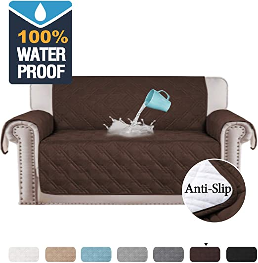 Waterproof Sofa Slipcover Cover Furniture Protector Couch Slipcover Pets Covers