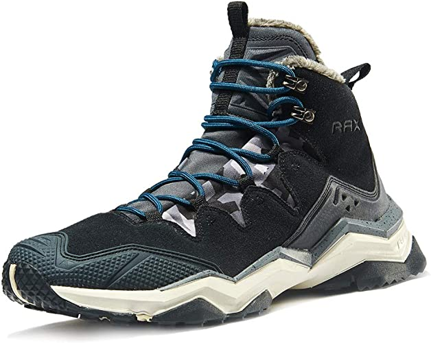 winter snow boots, hiking shoes