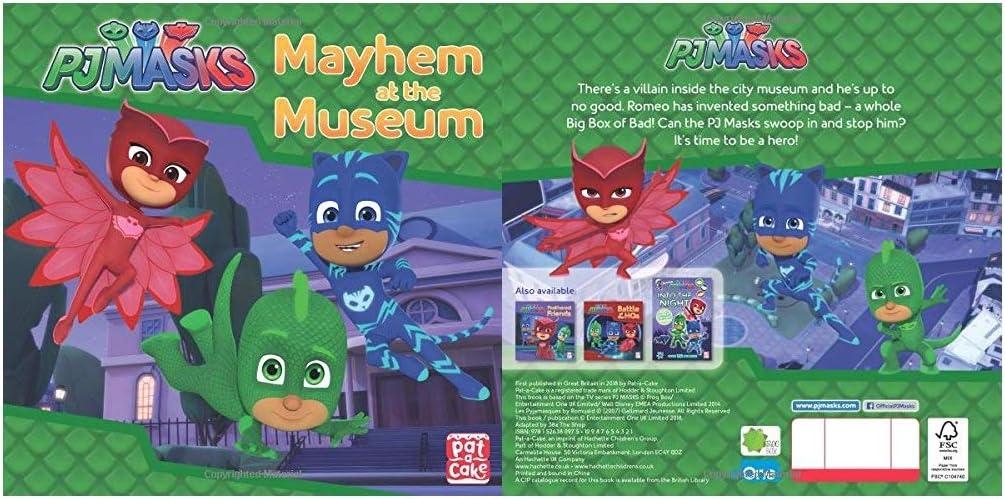 PJ Masks Mayhem at The Museum - Figura decorativa de Catboy ...